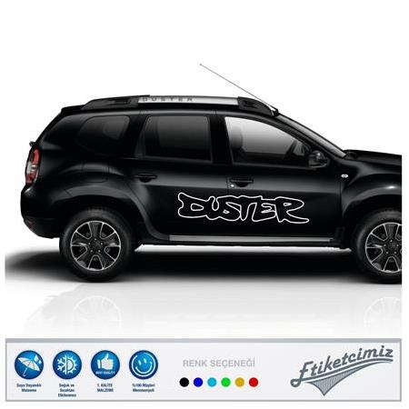 Dacia Duster Sticker